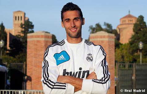 """Arbeloa: """"Espero que no sea la última ampliación con el Real Madrid"""""""