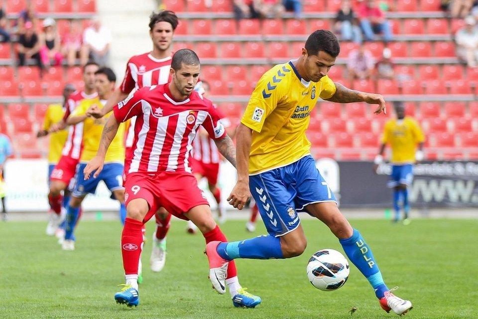 Ariday Cabrera y el Girona FC acuerdan la rescisión de su contrato