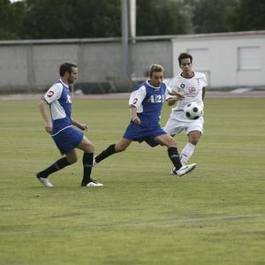 El CD Lugo cumple en su segundo compromiso de preparación