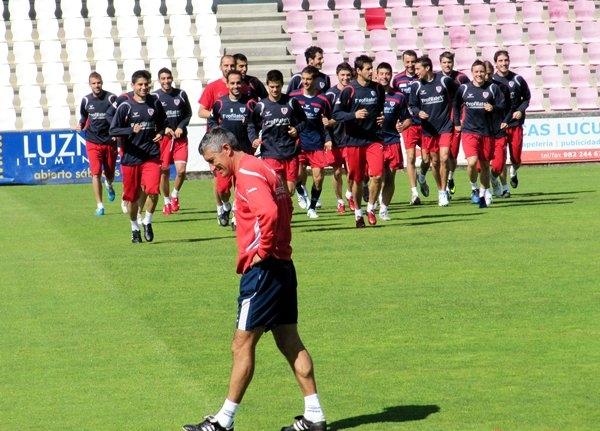 El CD Lugo inicia la pretemporada pendiente de nuevas incorporaciones