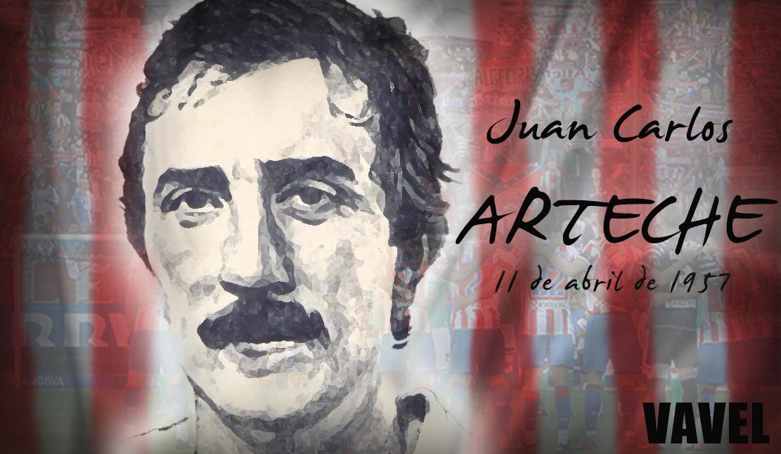 Juan Carlos Arteche: el tercer anfiteatro del Vicente Calderón