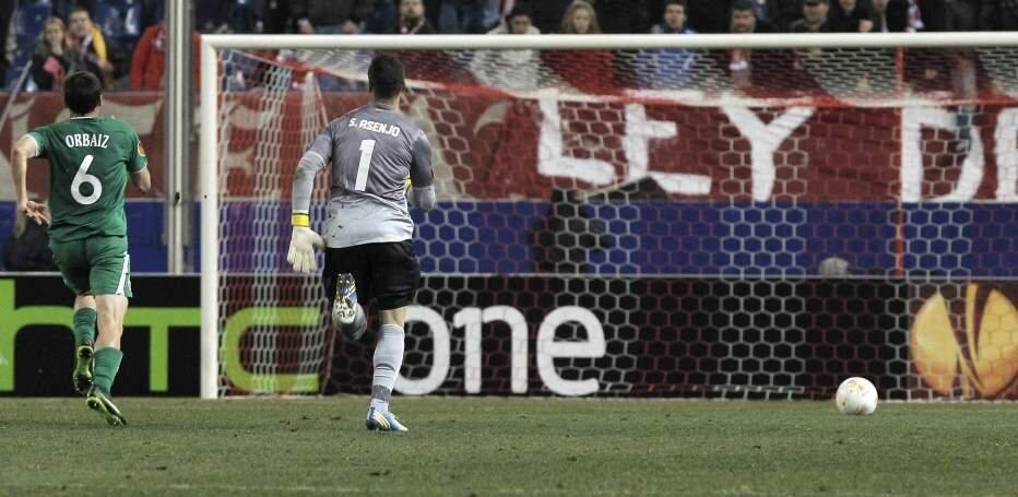 El Atlético de Madrid paga cara su temeridad