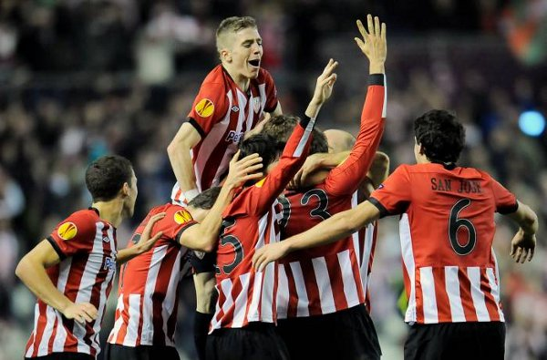 Grupo asequible para el Athletic en la Europa League