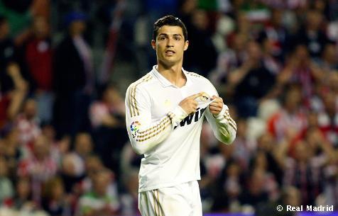 """Cristiano Ronaldo: """"Es mi primera Liga en España y estoy muy contento"""""""