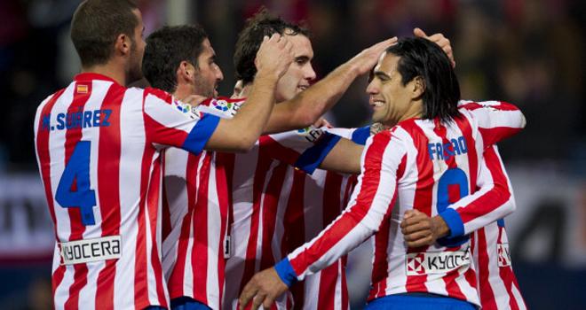 Atlético e Valencia ficam no empate e perdem chance de se aproximar de seus objetivos