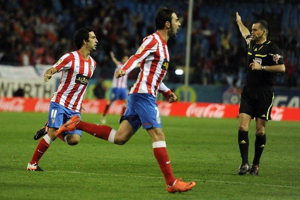 El Atlético de Madrid supera la prueba del algodón