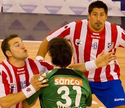 El Atlético sufre para doblegar a Anaitasuna