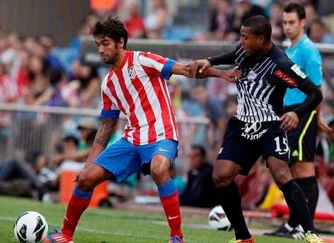 El Atlético de Madrid se presenta ante su afición con una buena imagen