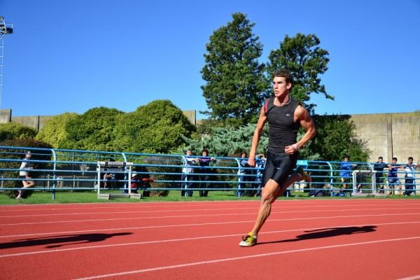 Los jóvenes atletas tuvieron su jornada especial