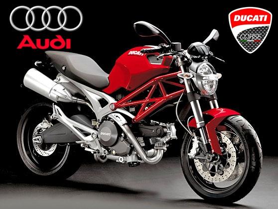 Audi lleva a cabo la adquisición de Ducati