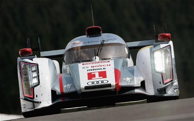 24 heures du Mans H+6 : Audi mène la danse