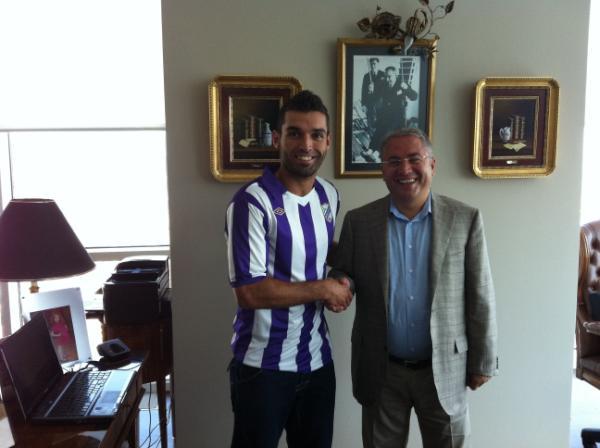Se confirma la venta de Barral al Orduspor turco