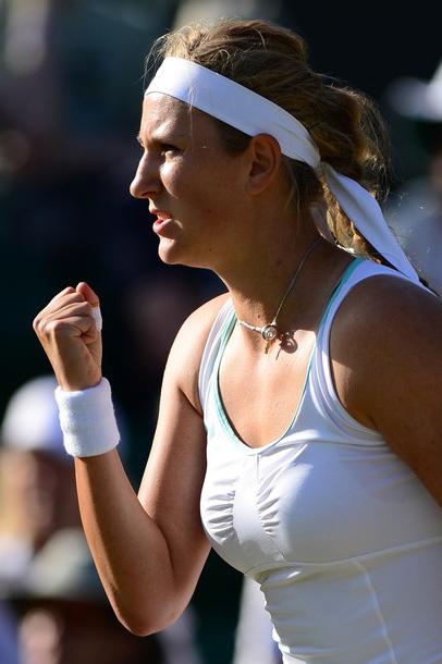 Wimbledon: Azarenka y Kvitova se exhiben para avanzar a tercera ronda