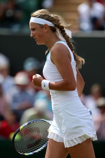 Wimbledon: Azarenka no falla y Serena Williams sufre para avanzar a octavos