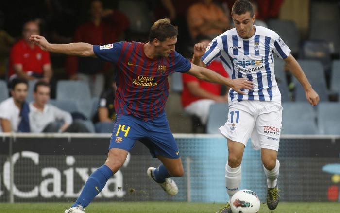 Barça B - Recreativo de Huelva, así lo vivimos