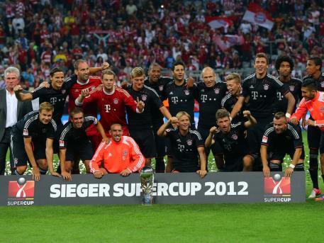 El Bayern gana el primer título de la temporada