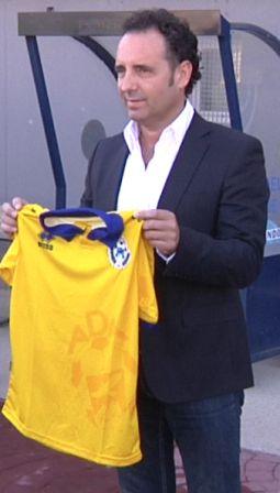 El Alcorcón presenta oficialmente a José Bordalás