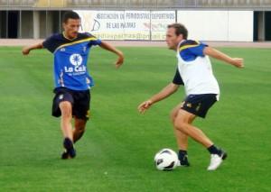 Borja prolonga su contrato con la UD hasta 2014