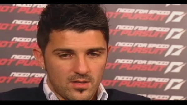 """Villa: """"Messi es increíble"""""""