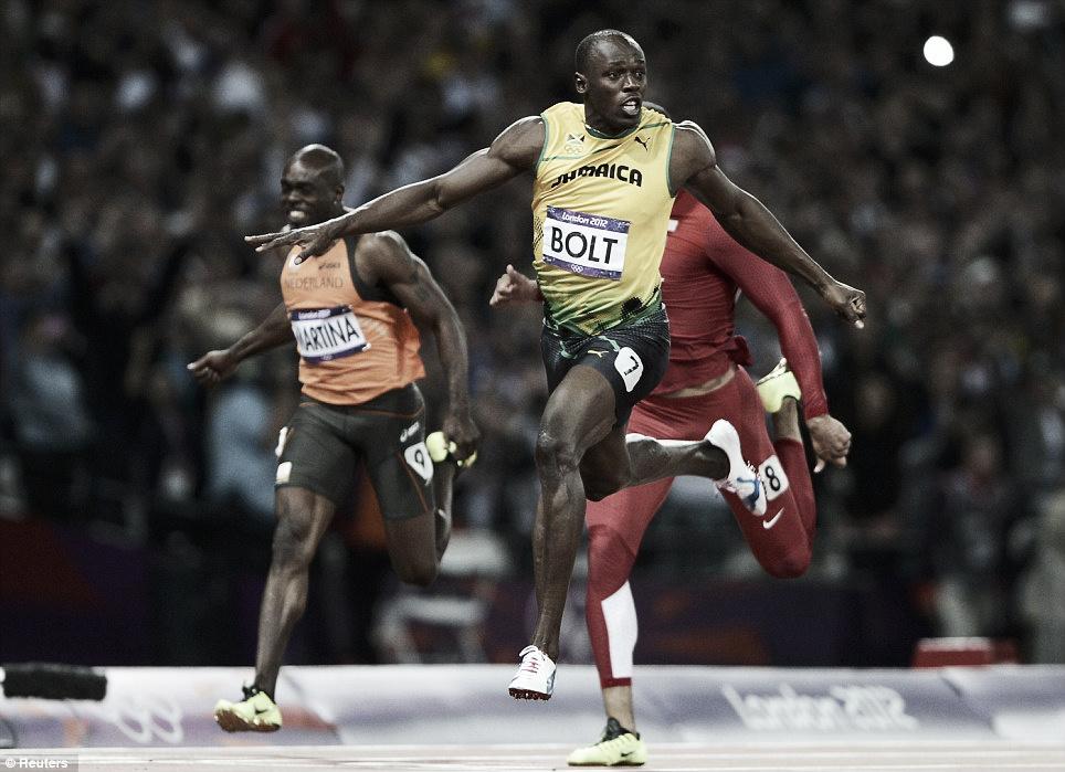 Usain Bolt, el animal más veloz de todos los atletas