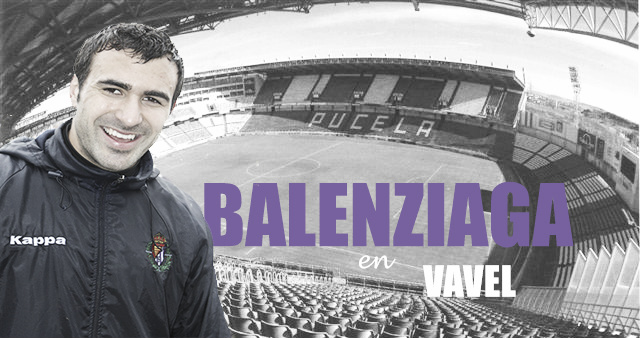 "Entrevista. Mikel Balenziaga: ""Yo siempre creí en mis posibilidades"""