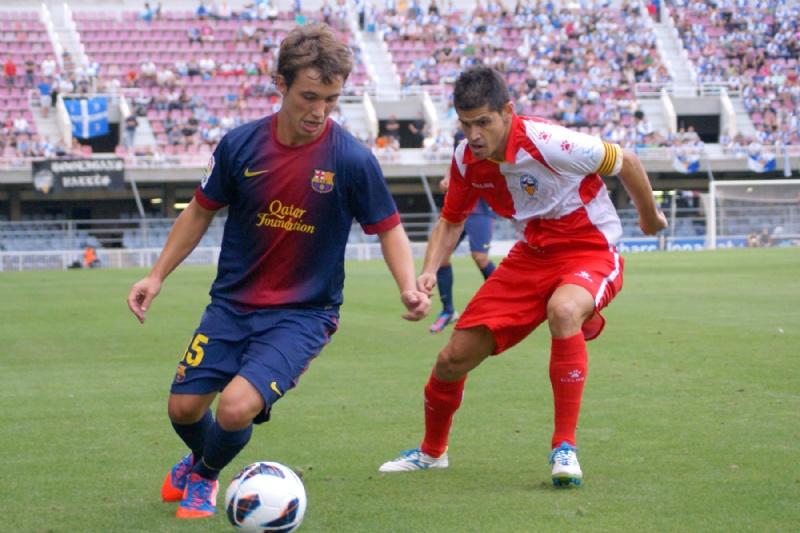 El FC Barcelona y el CE Sabadell firman un nuevo acuerdo de colaboración