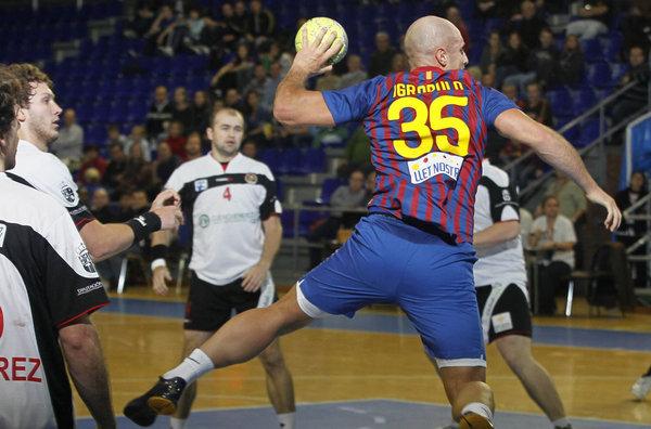 Barça y Ciudad Encantada se miden en duelo en la zona alta
