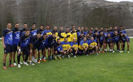 Rivales para la pretemporada de Las Palmas