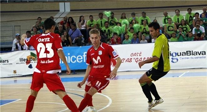 Inter Movistar conquista el Palma Arena