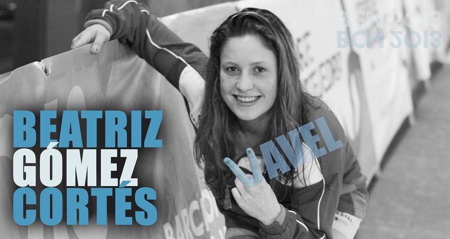 """Entrevista. Bea Gómez Cortés: """"Ojalá en España le diesen el mismo apoyo a los nadadores que en Francia"""""""