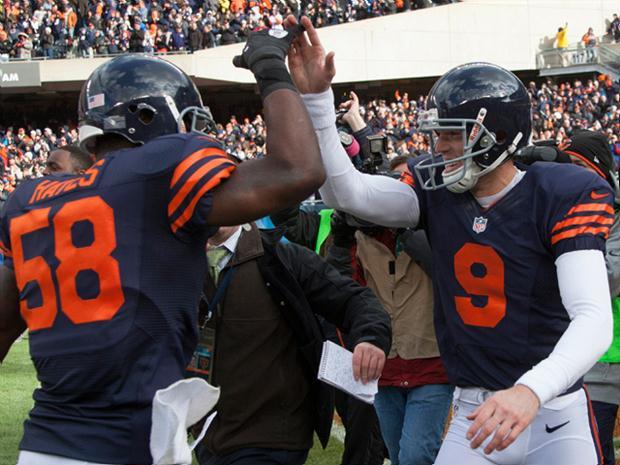 Sobre el reloj, Chicago derrota a unos correosos Panthers