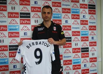 Berbatov se decide por el Fulham