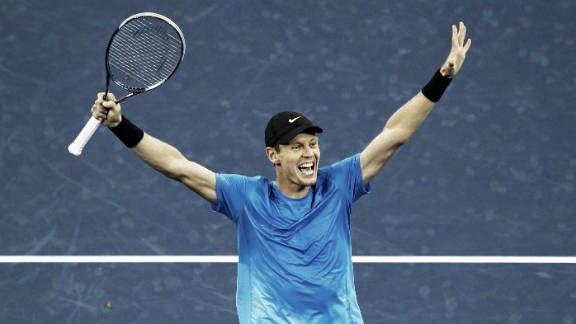 US Open: Berdych frena de nuevo a Federer