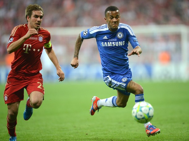 Bertrand debuta en Champions en la final