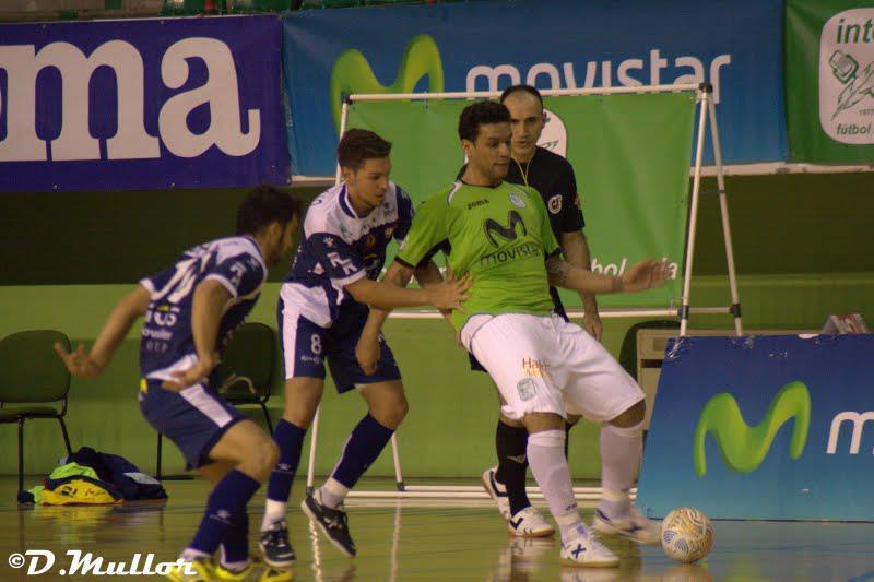 Inter Movistar - Ríos Renovables Ribera Navarra: la Liga y la Copa en juego