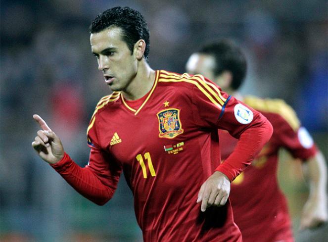 Jeu d'enfant pour l'Espagne