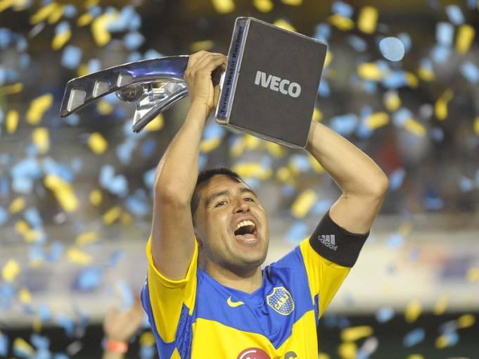 ¿Riquelme fue fundamental en el título de Boca?
