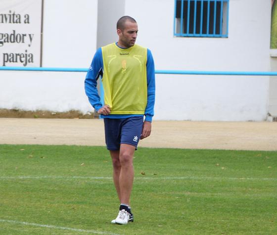 """Borja Gómez: """"El equipo no ha estado"""""""