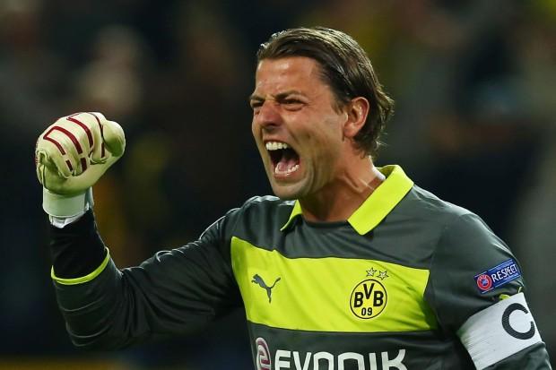 Weidenfeller renova com o Dortmund por mais duas temporadas