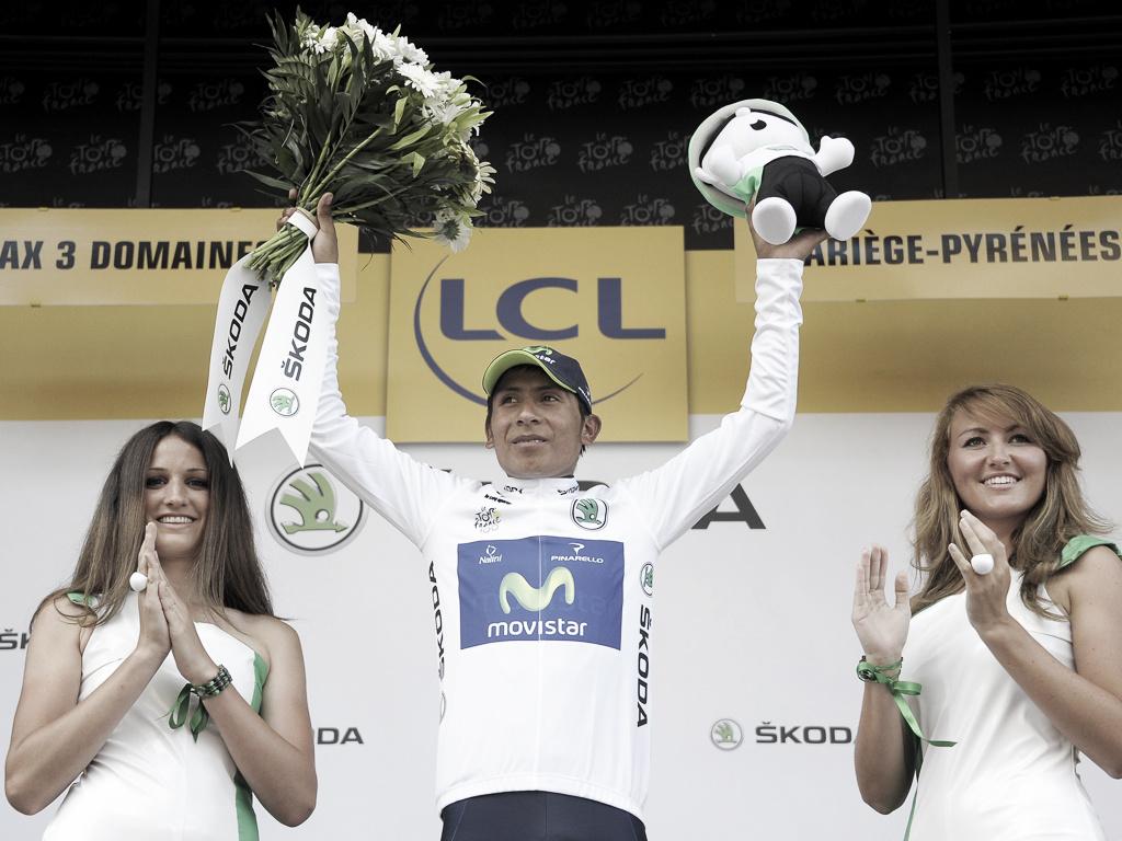 """Nairo Quintana: """"Quiero batir a Froome en la montaña"""""""