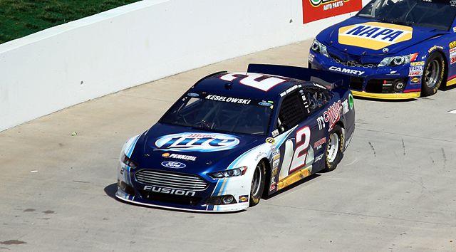 NASCAR : Keselowski pénalisé