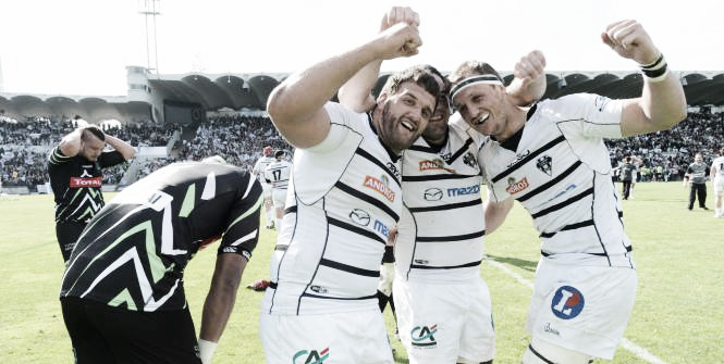 Brive : l'ascenseur ProD2/Top14
