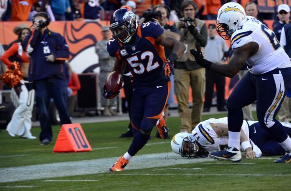 Seriedad y eficiencia da a los Broncos la victoria