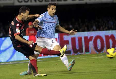 Celta - Deportivo: puntuaciones del Dépor, jornada 9