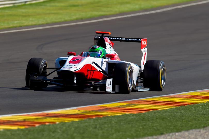 GP3 – Valence Qualifs : la pole à Daly