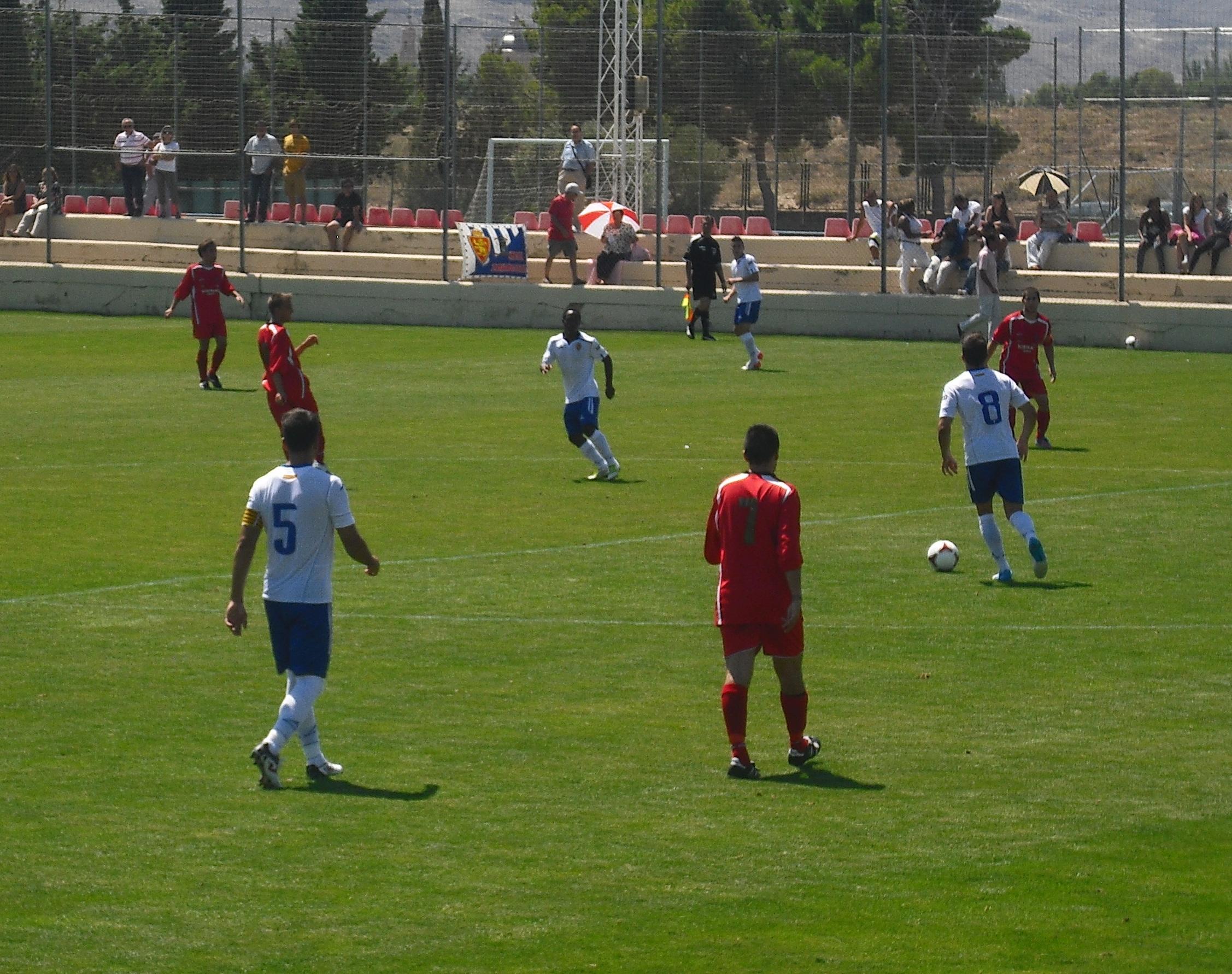 El filial golea y pasa de ronda en la Copa Federacion