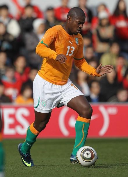 Costa de Marfil convoca a Romaric para el siguiente amistoso