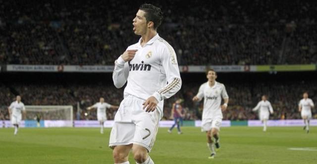 Cristiano Ronaldo consiguió el gol 301 de su carrera