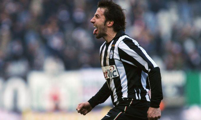 Del Piero, un anno per far rinascere la Juventus
