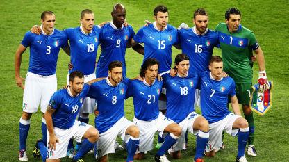 La Juve vuelve a destacar en la lista de Prandelli